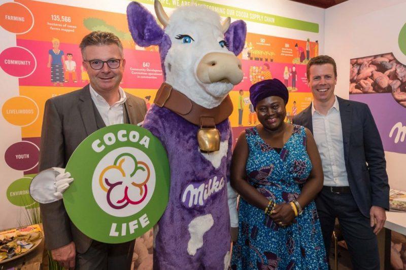 Milka brand joins Mondelēz International's sustainability scheme