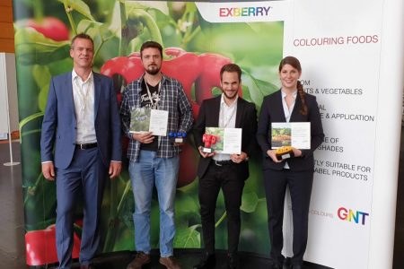 GNT recognises talents of young food scientists at EFFoST event
