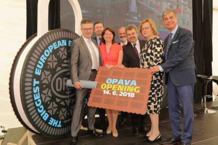 Major investment of $200 million into Mondelēz Czech biscuit factory