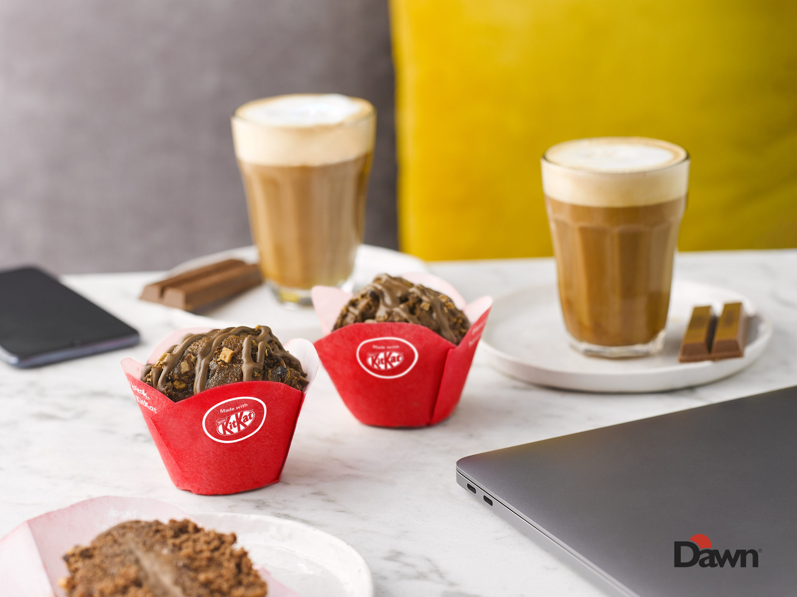 Nestlé and Dawn Foods sign EMENA region bakery deal including KitKat muffins
