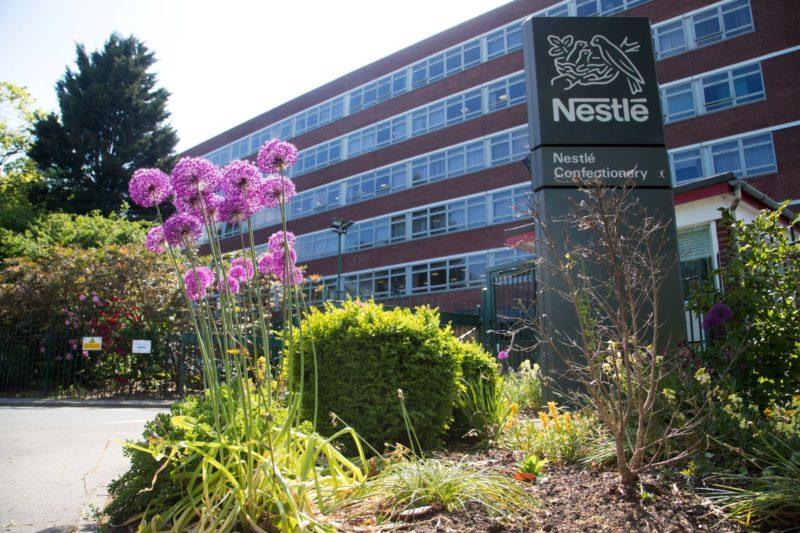 Nestlé reveals major plans for multi-million UK headquarters upgrade