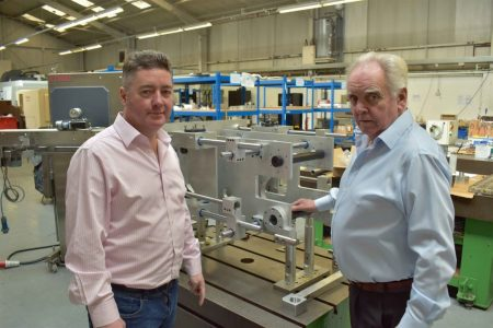 Wymbs makes strides with its confectionery depositing systems