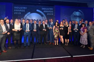 Excellence in manufacturing recognised at PPMA industry awards