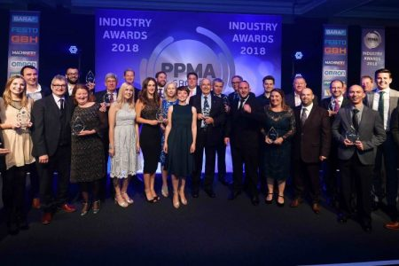 PPMA awards return to celebrate cream of manufacturing industry