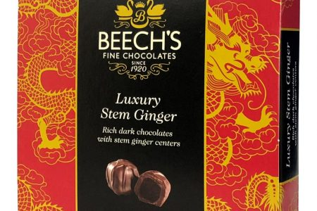 Ingredients firm develops stem ginger for Beech's Fine Chocolates