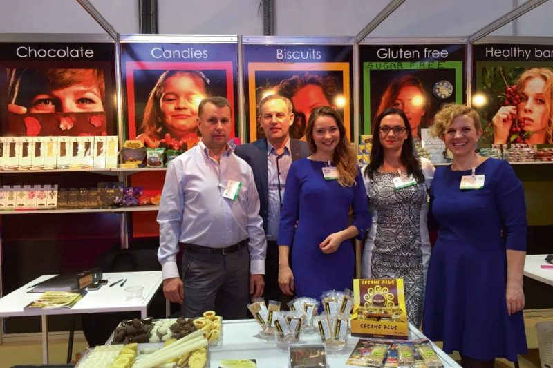 Polish Sweets represents key national confectionery businesses at ISM