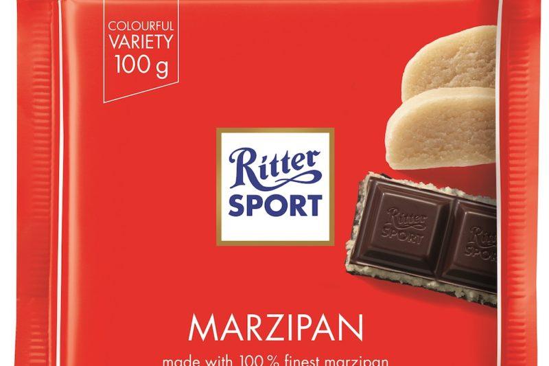 Компания Ritter Sport предложила шоколад для веганов