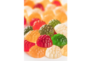 New solution for starch-free gummy production