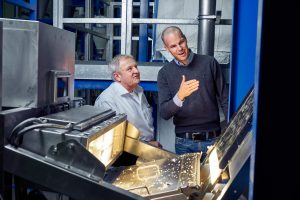 Bühler UK achieves seventh Queen's Award with its sorting technology
