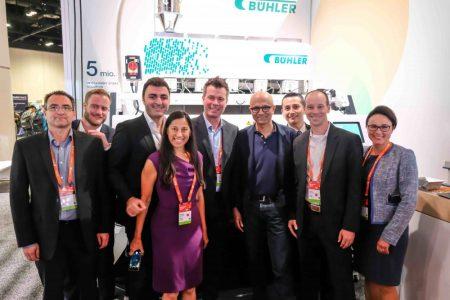 Microsoft hosts Bühler's key IOT systems efficiency launch