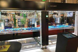 Enhanced Flowmodul from Gerhard Schubert set for Pack Expo