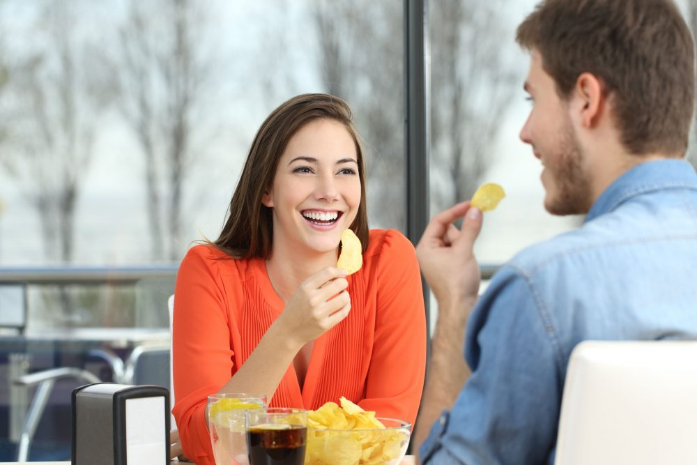Snacking study shows consumers favour comfort food amid challenging times