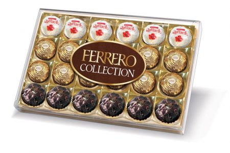 Ferrero invests £6.7 million in new Christmas confectionery ranges