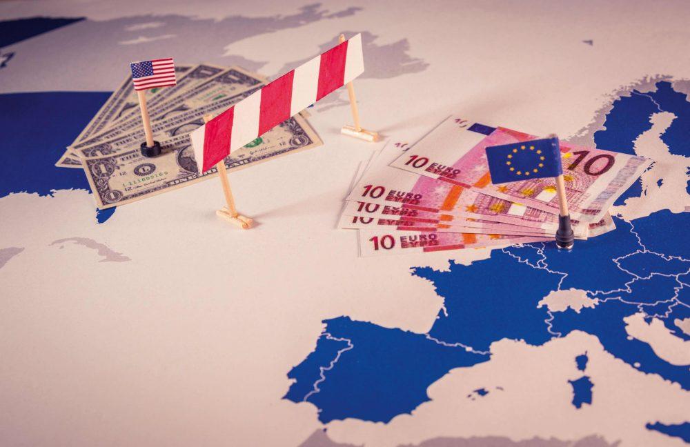 EU and Chinese trade tariffs on US among key global regulatory moves