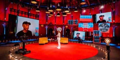 Singer Pharrell Williams strikes key social justice partnership with Tony's Chocolonely at digital fair