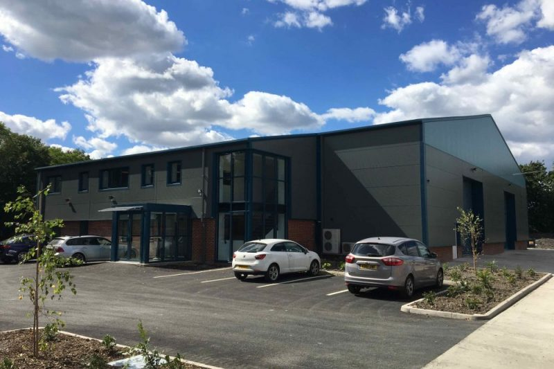 Upgraded new UK premises for Ulma packaging