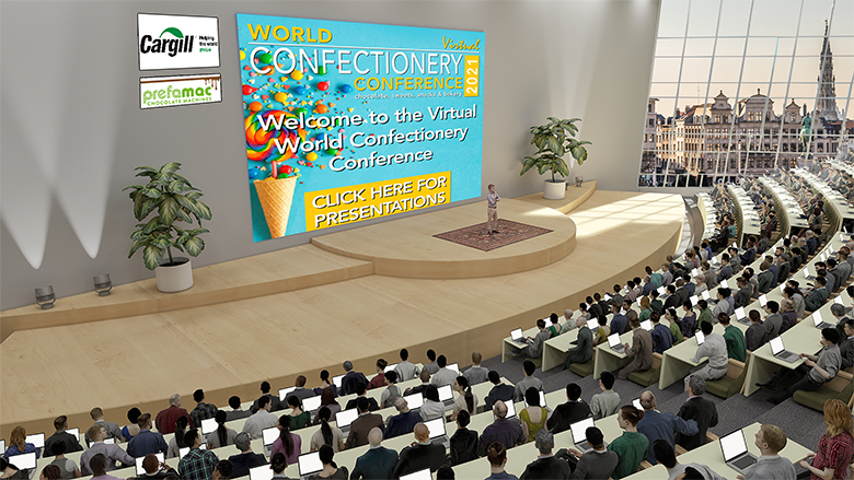 Catch our World Confectionery Conference content while you can