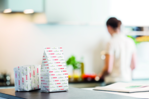 Bosch develops sustainable sealed paper packaging