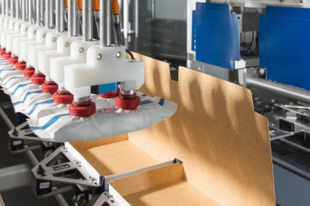 Bosch confirms plans to sell its packaging machinery division