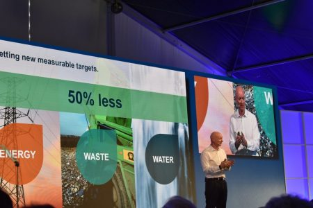 Bühler raises its waste and energy reduction targets at global networking event