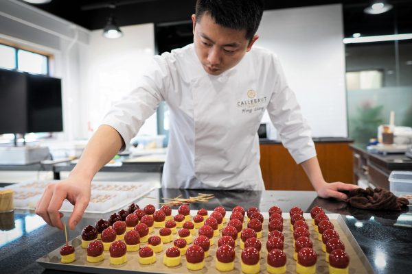 Barry Callebaut posts key upturn in six-month revenues