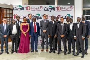 Cargill celebrates a decade of sustainability and innovation in Ghana