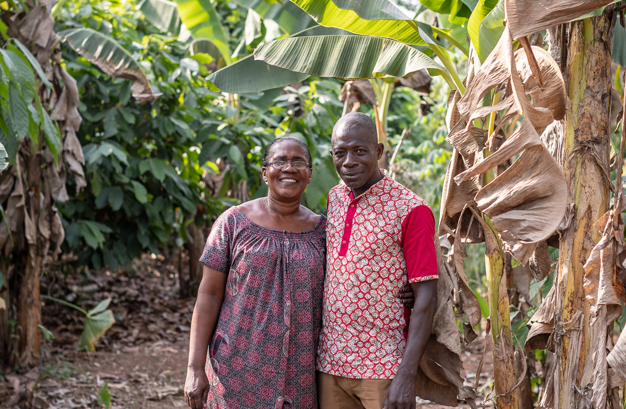 Fairtrade studies reveal Ivory Coast cocoa farmers gained increased incomes