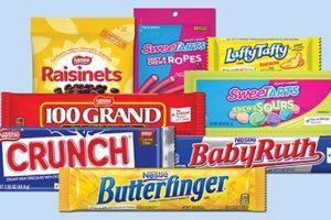 Nestlé explores sale of US confectionery business