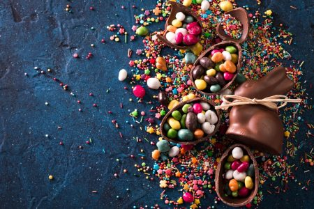 Sharp global rise in chocolate confectionery launches for Easter