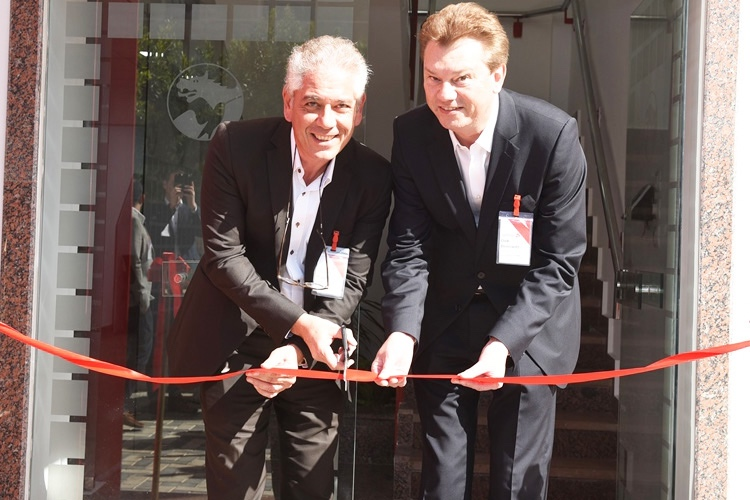 Symrise expands in the EMEA with Egyptian creative centre
