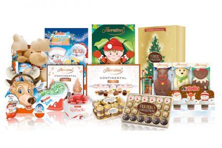 Ferrero invests £6.8m in 2019 Christmas NPD