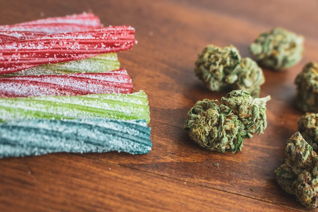 The rise of CBD based confectionery continues to make its industry mark
