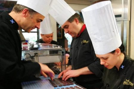 Entries from around the world gain Academy of Chocolate awards honours