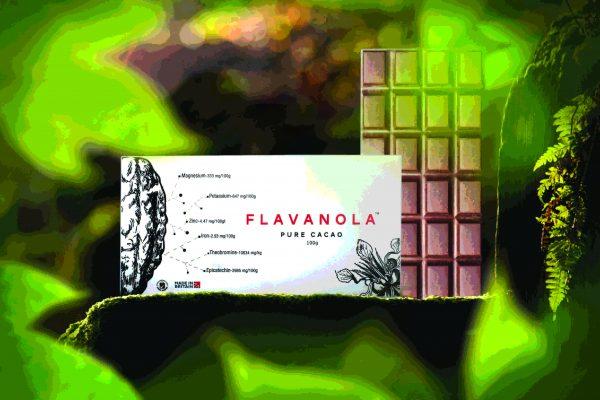 Flavanol enhanced chocolate to go into UK production