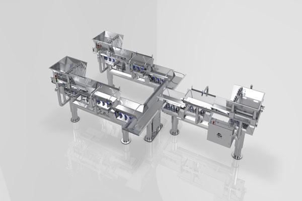 Tna develops turnkey blending system for sweets