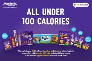 Mondelēz International plans major calorie reduction from Cadbury brands