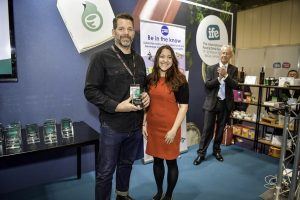 Montrose Chocolate celebrates protein enhanced chocolate bar accolade