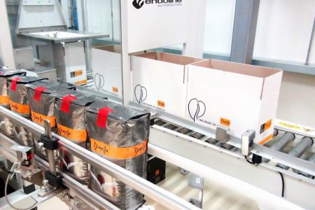 Endoline Machinery to release case packing system at PPMA Total