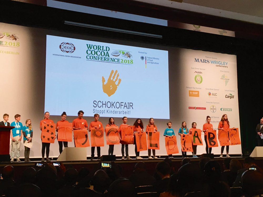 Greater action to support cocoa farmers demanded at World Cocoa Conference