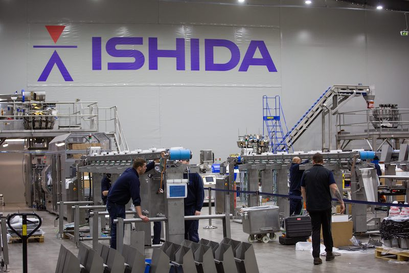 Efficiency and productivity remain key for Ishida despite pandemic challenges