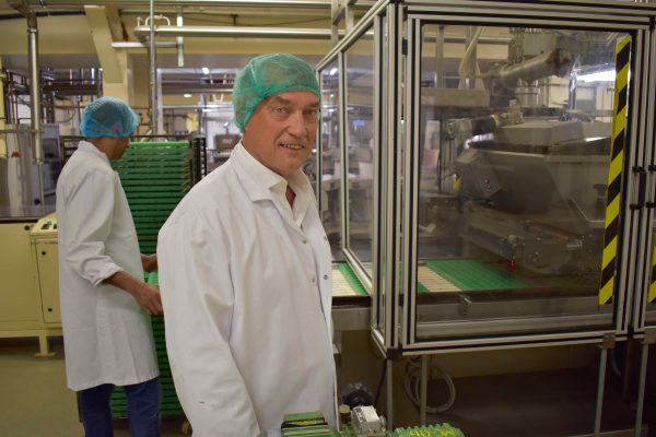 Whitakers five generations of confectionery making