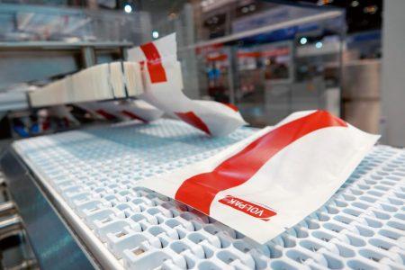 Volpak enhances its form-fill pouch production facilities