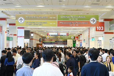 Propak Asia featured dedicated Confectionery Pavilion