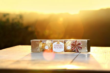 Ferrero places sweetest ad for sixty sensory judges