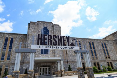 Hershey claims top spot in leading consumer satisfaction study