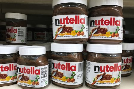 Week-long worker strike at French Nutella factory