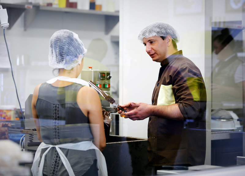 BDSI's work highlighting confectionery sector skills training sets the standard