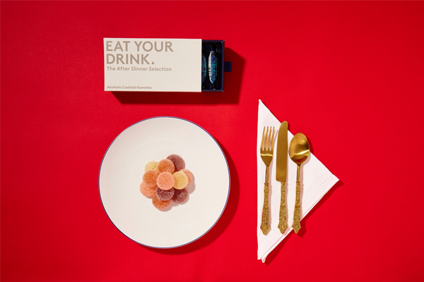Alcoholic confectionery brand sets sights on Europe and US
