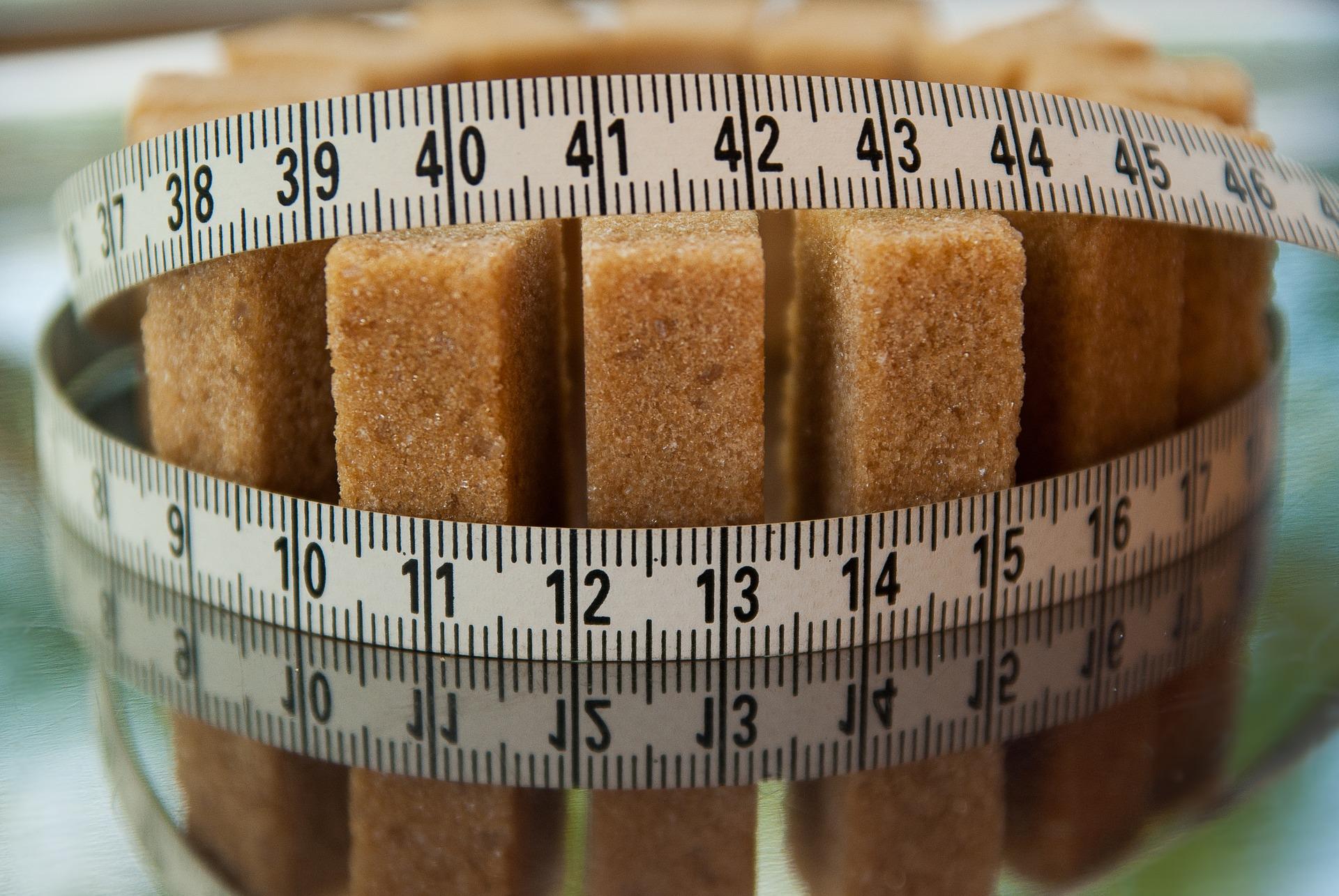 Sugar consumption in decline
