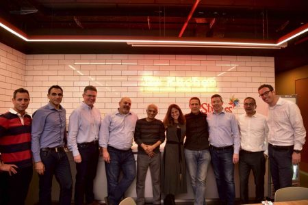 Mondelēz International teams up with Israel's The Kitchen business incubator